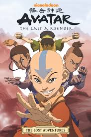 avatar airbender dark horse nickelodeon wired