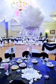 feather ornaments centerpieces balls large feather