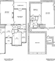 One Story Open House Plans Inspiration 10 Two Story Open Concept Floor Plans Decorating