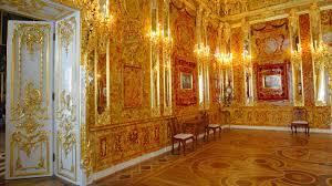 chambre ambre la fameuse chambre d ambre des tsars serait dans le mystérieux