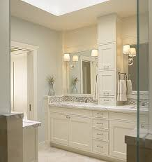 Small Bathroom Vanity With Drawers The Snowballing Mirror Dilemma View Along The Way