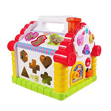 kidsyantra learning house baby birthday gift for 1 2 3 year