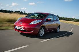 nissan leaf apple carplay range boost planned for nissan leaf by car magazine