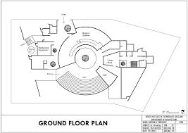 museum floor plan design museum u0026 library design harsha chougule archinect