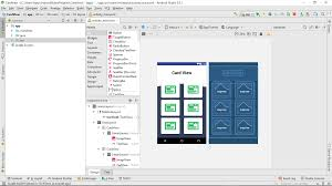 grid layout for android grid layout not working in android studio android development