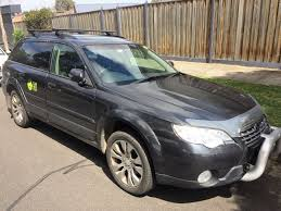 subaru outback touring black cheap station wagon hire in australia hourly and daily rental