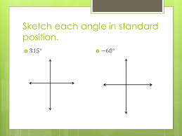 day 4 special right triangles angles and the unit circle ppt