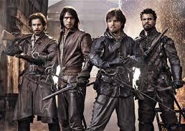 musketeers series tv tropes