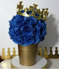 Blue Baby Shower Decorations Royal Prince Baby Shower Decorations U2013 Find All You Need Here