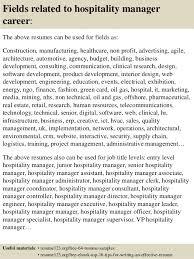 career objective sample hospitality how to write an a grade