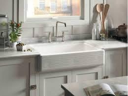 Cast Iron Kitchen Sinks by Sinks Stunning Kohler Enameled Cast Iron Sink Kohler Enameled