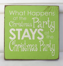 company party tonight christmas party fun secrets quotes