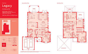 jumeirah park villas floor plans dubai