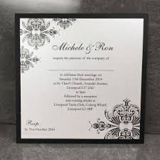Regency Wedding Invitations Layered Wedding Invitations Weddings