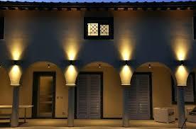 up down lights exterior outdoor up down lights contemporary wall light garden aluminum led