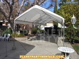 party rentals san fernando valley 10ft x 30ft tent party rentals tents tables chairs jumpers
