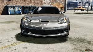 2010 chevrolet corvette grand sport for gta 4