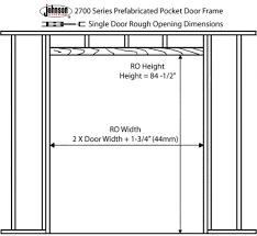 rough opening for interior doors sessio continua interior designs