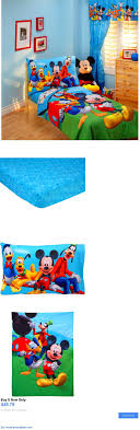 Mickey Mouse Clubhouse Crib Bedding At Home Mickey Mouse Clubhouse Toddler Bed Crib Bedding Set