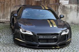 Audi R8 Blacked Out - audi r8 tuning car tuning part 2