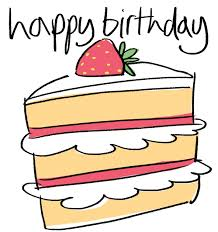 happy birthday cake cards galore