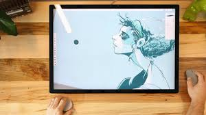 microsoft debuts new surface studio apps as it prepares to roll