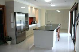 galley kitchen design with island galley kitchen remodel with island beautiful small white cabinets