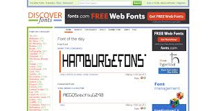 22 Best Websites To Download Free Fonts Simplefreethemes