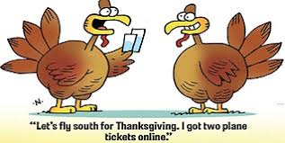 jokes about thanksgiving turkey for