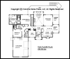 large contemporary ranch style house plan cr 3191 sq ft luxury