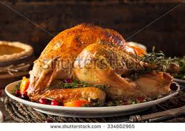roasted thanksgiving day turkey all stock photo 334603307
