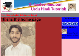 css tutorial in urdu design a website with html css in urdu video tutorials