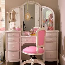 Pink Vanity Table Modelo De Penteadeira Vanities Pinterest Dressing Tables