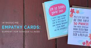 card for sick person greeting card for with cancer