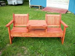 Creative Benches Outdoor Wooden Bench Seat With Storage Outdoor Wooden Benches
