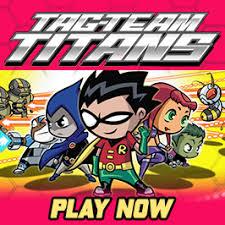 play teen titans games free teen titans games