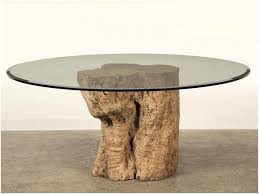 coffee table tree trunk coffee table as focal point