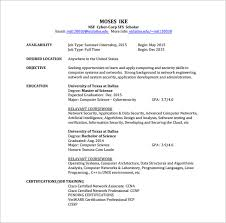 Network Engineer Resume Example by Sweet Ideas Ccna Resume 7 Network Engineer Resume Template 9 Free