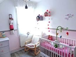 décoration chambre bébé fille et gris deco chambre bebe fille blanc et le mariage des couleurs