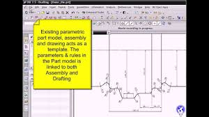 kbe design and drafting automation in nx youtube