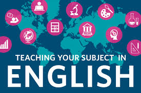 teaching your subject in english online course
