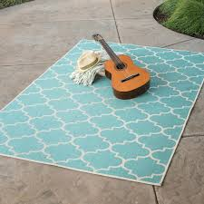 Outdoor Blue Rug Charming Outdoor Blue Rug Blue Indoor Outdoor Area Rug Outdoor Rug