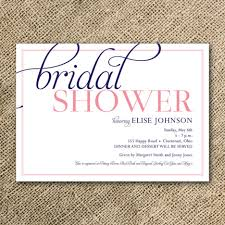 simple bridal shower simple wedding and bridal shower invitation wording invitations