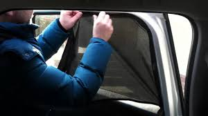 Kids Car Blinds Shendi Magnetic Car Sun Shades Youtube