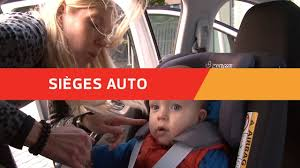 siege auto isofix crash test crash test sièges auto
