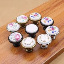 online get cheap floral knobs aliexpress com alibaba group