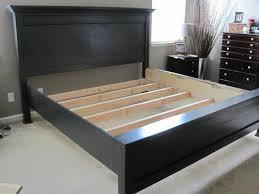 How To Make Bed Frame A Bed Frame Carpentry Diy Chatroom Home Improvement Forum