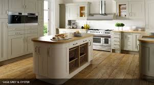 shaker wood painted kitchen classic design timber finish