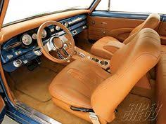 Chevy Nova Interior Kits 1961 Chevrolet Impala Becausess Convertible The Only One Triple