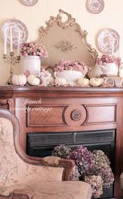 Rose Home Decor by Decorating With Dried Flowers French Country Cottage
